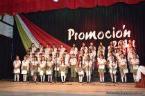 Acto de Colacion de la Promocion 2014 de Primaria 205