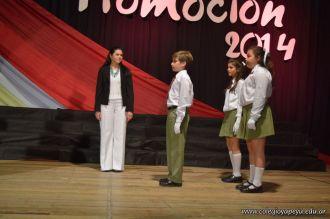Acto de Colacion de la Promocion 2014 de Primaria 67