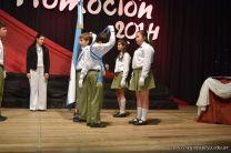 Acto de Colacion de la Promocion 2014 de Primaria 76