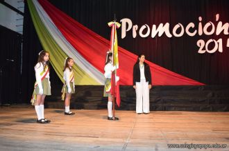 Acto de Colacion de la Promocion 2014 de Primaria 86