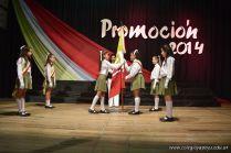 Acto de Colacion de la Promocion 2014 de Primaria 92