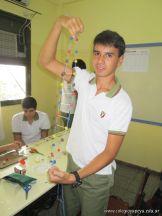 Armado de Modelos de ADN 9