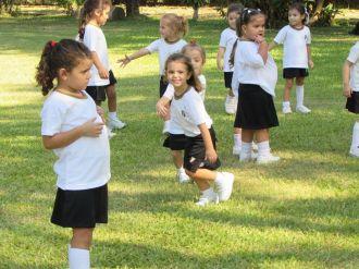 El Jardín comenzó Educación Física 31