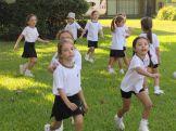 El Jardín comenzó Educación Física 51