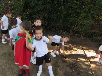 El Jardín comenzó Educación Física 67