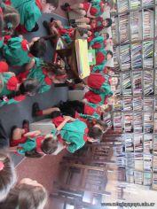 Sala de 5 en Biblioteca 17