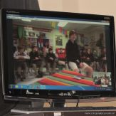 Skype con el North Cross School 17