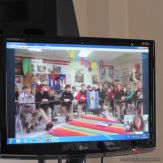 Skype con el North Cross School 3
