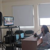 Skype con el North Cross School 5