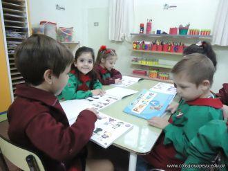 Salas de 4 en Horas de Ingles 1