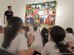Visitamos el Museo 83
