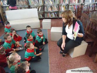 Visitamos la Biblioteca 17