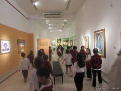 1er grado visito el Museo de Bellas Artes 11
