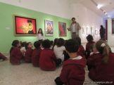1er grado visito el Museo de Bellas Artes 13