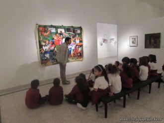 1er grado visito el Museo de Bellas Artes 20