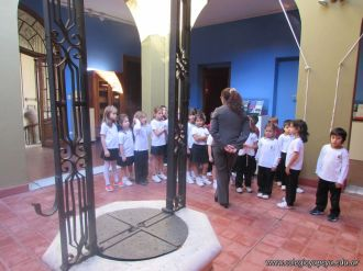 1er grado visito el Museo de Bellas Artes 23