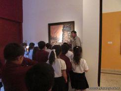 1er grado visito el Museo de Bellas Artes 32