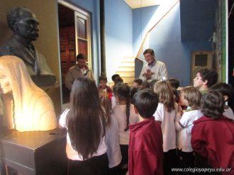 1er grado visito el Museo de Bellas Artes 53