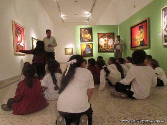 1er grado visito el Museo de Bellas Artes 67