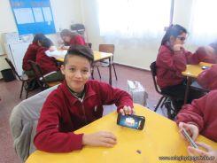 5to y 6to se preparan para el Spelling Bee 7