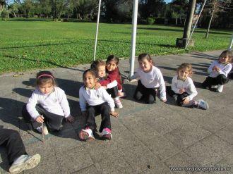 Dia del Jardin en el Campo Deportivo 21