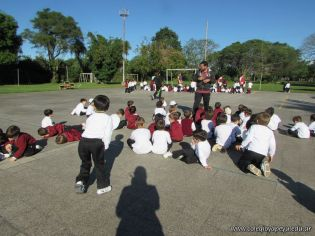 Dia del Jardin en el Campo Deportivo 61