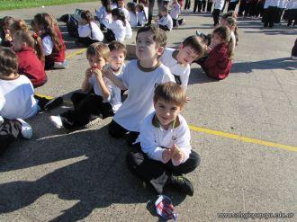 Dia del Jardin en el Campo Deportivo 76
