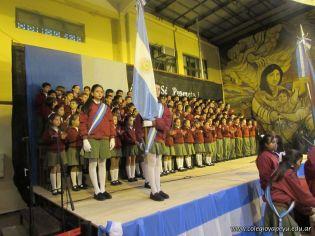 Promesa de Lealtad a la Bandera 2015 59