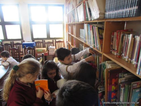 2do grado en Biblioteca 15