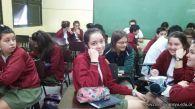 Nos visitaron del North Cross High School 2
