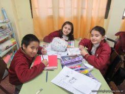 San Martin en el Colegio Yapeyur 21