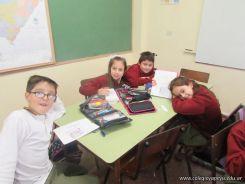 San Martin en el Colegio Yapeyur 32