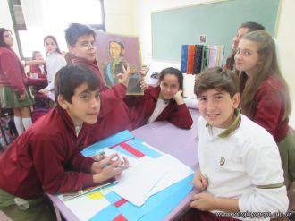 San Martin en el Colegio Yapeyur 34