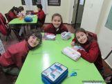 San Martin en el Colegio Yapeyur 40