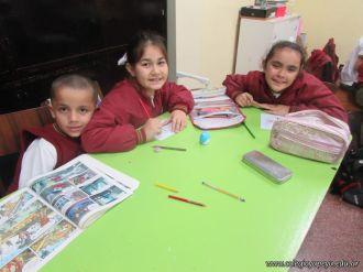 San Martin en el Colegio Yapeyur 42