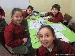 San Martin en el Colegio Yapeyur 44