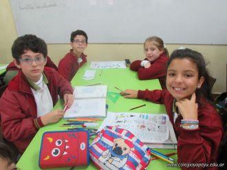 San Martin en el Colegio Yapeyur 45