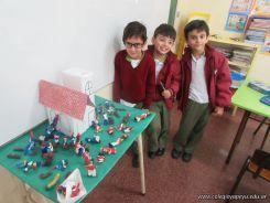 San Martin en el Colegio Yapeyur 54