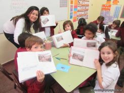 San Martin en el Colegio Yapeyur 65