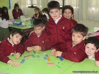 San Martin en el Colegio Yapeyur 9
