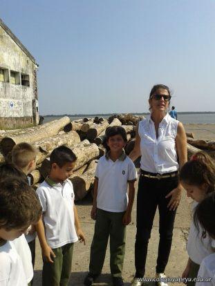 3er grado visito el Puerto 14