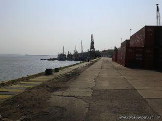3er grado visito el Puerto 8