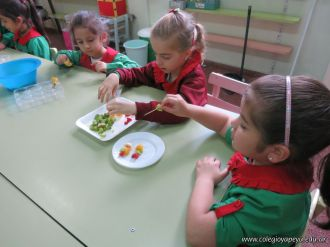 Brochette de Frutas en Salas de 5 24