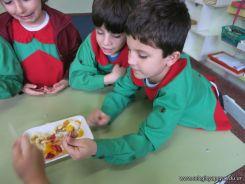 Brochette de Frutas en Salas de 5 28