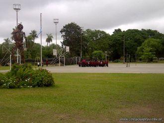 El Jardín volvio al Campo Deportivo 20