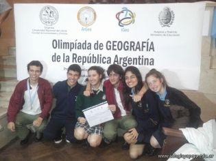 Olimpiadas de Geografia - Instancia Nacional 17