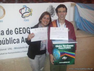 Olimpiadas de Geografia - Instancia Nacional 18