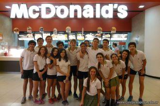 Visita a Mc Donalds 1