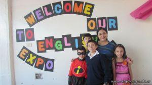 Expo Ingles del 1er Ciclo 17