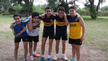 Torneo Interno de Fútbol 14